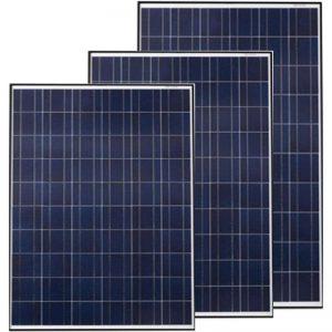 Tấm pin năng lượng mặt trời Poly 65W
