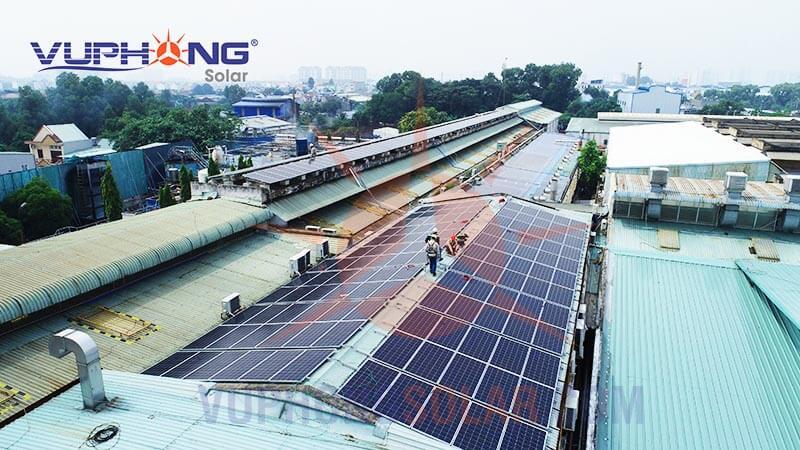 lắp hệ thống điện mặt trời không tốn tiền đầu tư