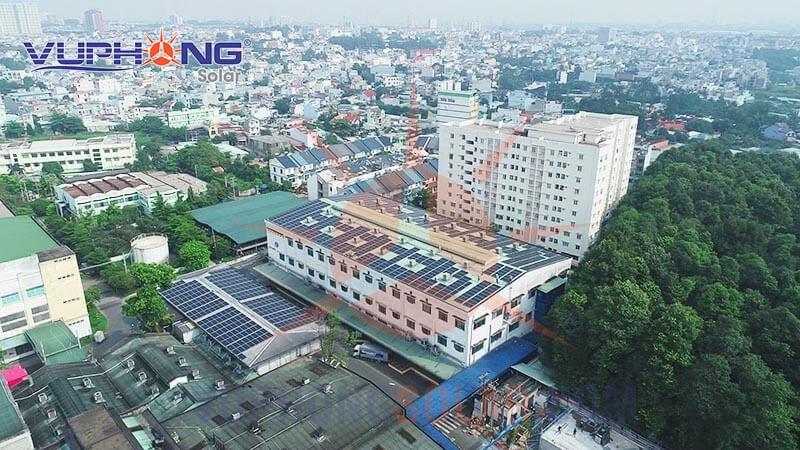 Hòa Lưới 500kWp - Quận 9 - TP. Hồ Chí Minh