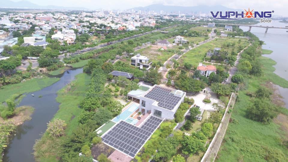 giá điện năng lượng mặt trời