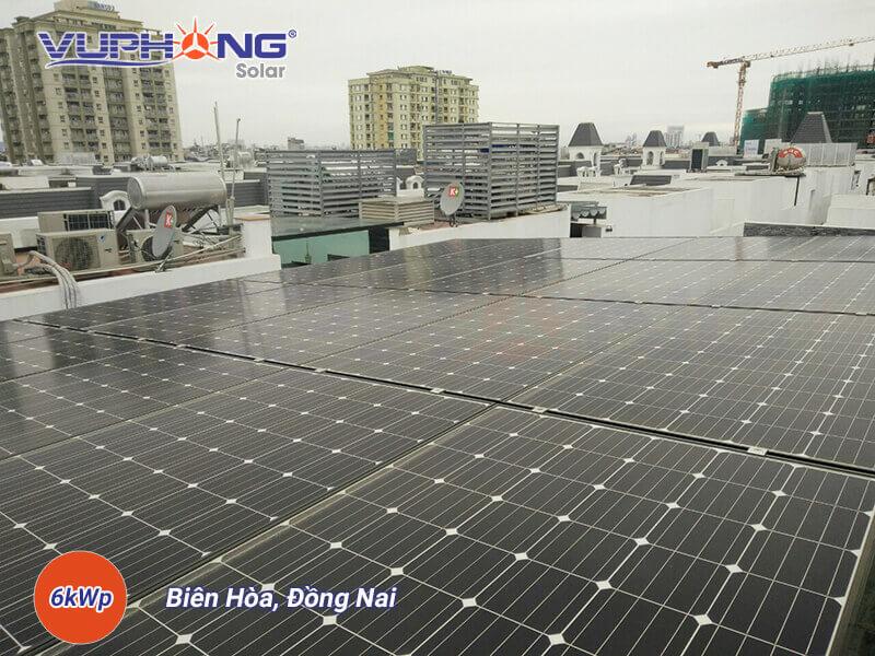 Điện mặt trời không gây nguy hiểm cho người sử dụng, là giải pháp hiệu quả tiết kiệm tiền điện