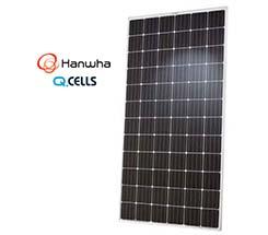 Pin mặt trời Hanwha Q-Cell