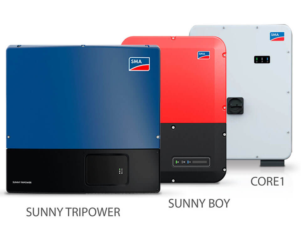 SMA-Solar-Inverters