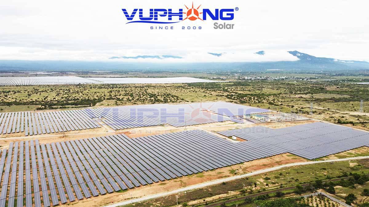 Trang trại điện mặt trời